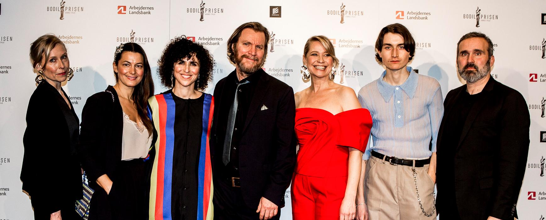 Danske kvindelige skuespillere Dansk film
